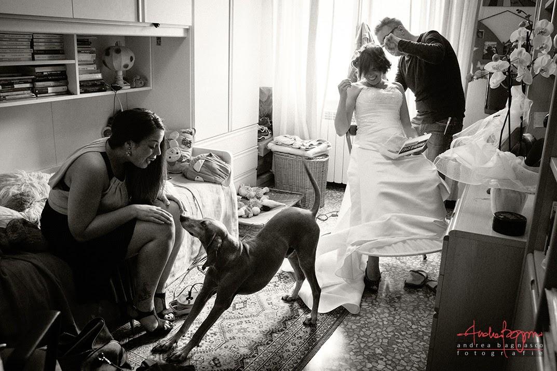 preparazione sposa matrimonio Arenzano