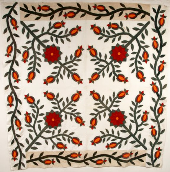 Barbara Brackman S Material Culture Quilts And