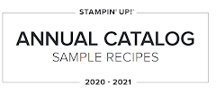 2020-2021 Annual Catalogue Sample Supply List