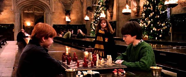 Una cena mágica en el mundo de Harry Potter