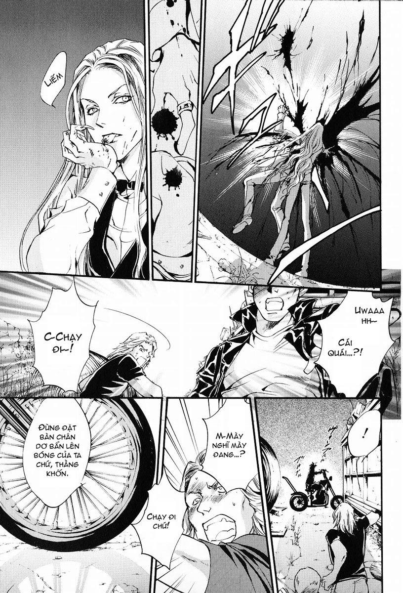 Blood Hound: Chapter 1