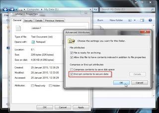 2 Cara jitu Melindungi File Kamu di Windows