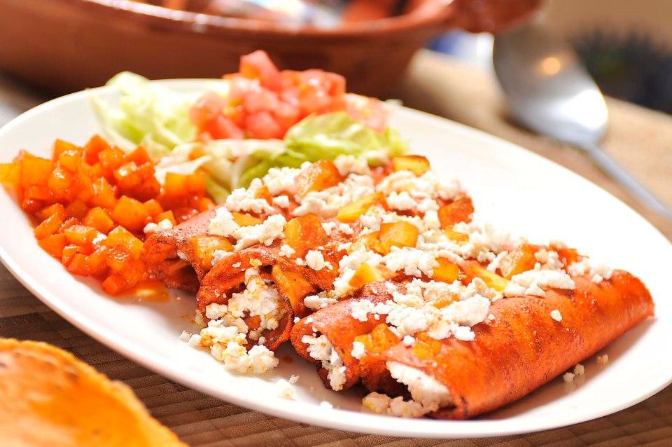 la buena cocina recetas y tips para el hogar enchiladas