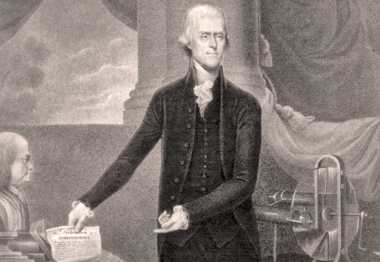 Thomas jefferson inaugural address summary