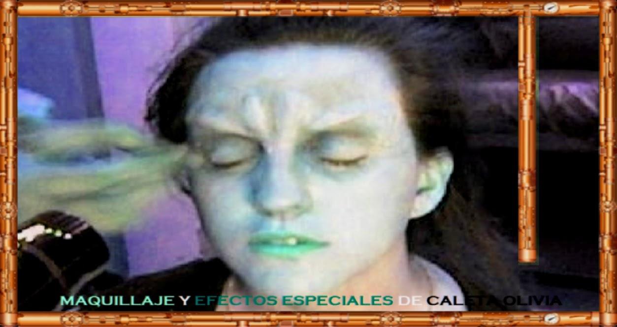MAQUILLAJE Y FX DE CALETA OLIVIA: CURRICULUM VITAE 2016