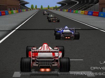 تحميل لعبة سباق سيارات فورمولا F1 Drive