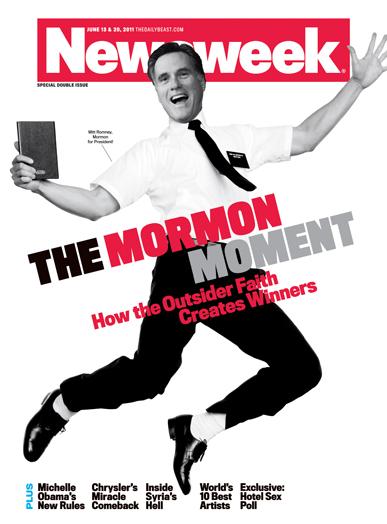 newsweek mormon. X-Mormon Lead Writer Newsweek
