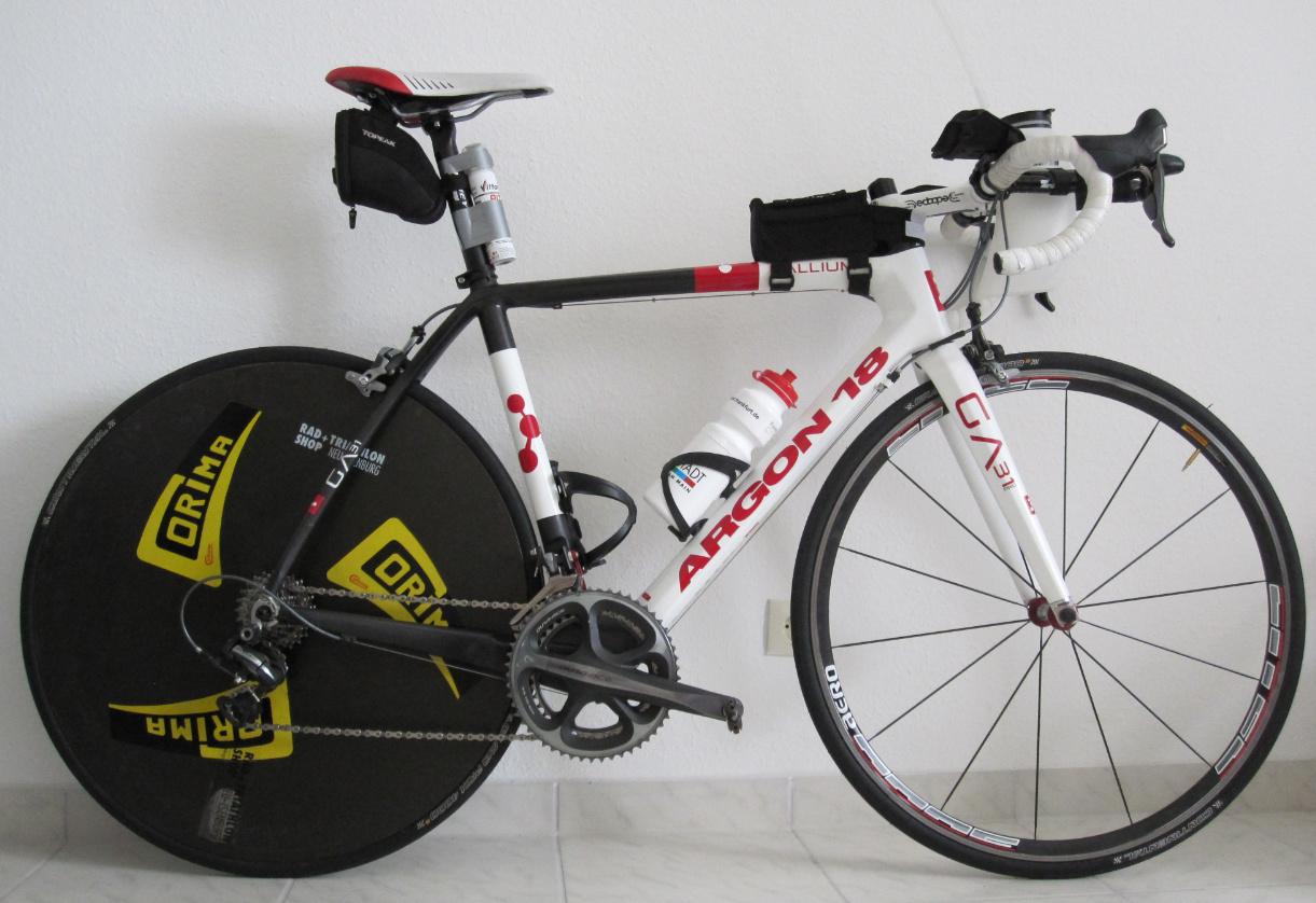 Triathlon - Vorbereitung IM, Olympisch & Sprint ;): 2012