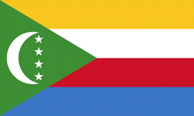 Download the Comoros Flag Free