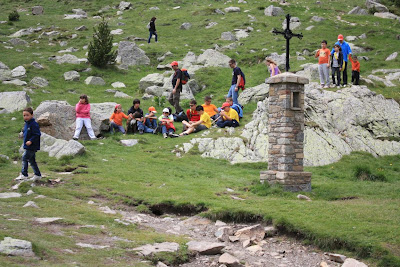 Santuari de Núria in Catalonia