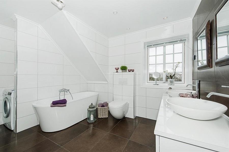 Inspira Interiør: Stylet baderom