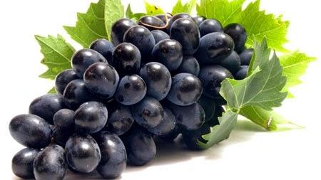 10 Manfaat Buah Anggur Hitam Berdasarkan Kandungan Gizinya