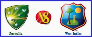Australia vs West Indies T20 World Cup Match Scorecards