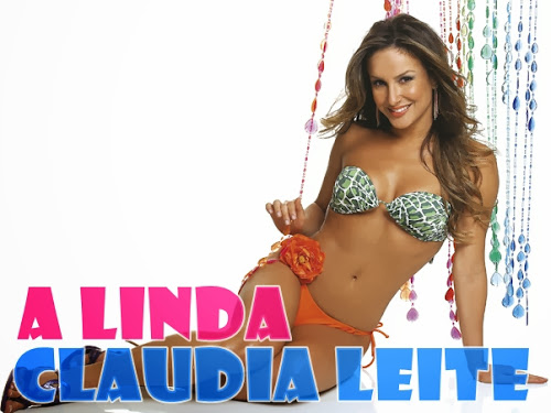 Claudia Leite é linda