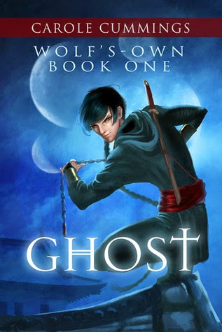 Ghost Wolfs Own paranormal fantasy by Carole Cummings