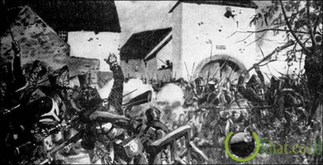 Pertempuran Tannenberg (182.000 korban )