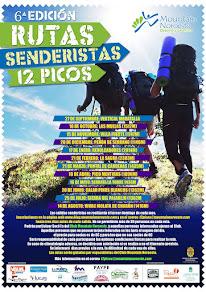 Rutas Senderistas 12 Picos