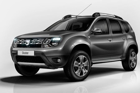 2014 Renault Duster Facelift Review
