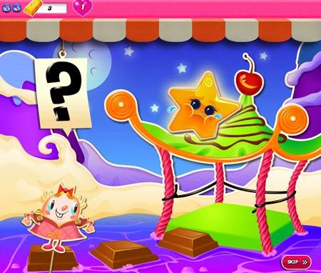 Candy Crush Saga 651-665