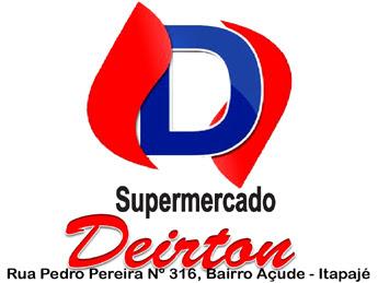 SUPERMERCADO O DEIRTON, OS MELHORES PREÇOS EM ITAPAJÉ, VEM PRA CÁ VOCÊ TAMBÉM!