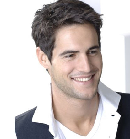 New Trend Hair Style: Modern Male Hairstyles - Pictures and Models