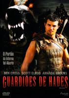 Filme Guardiões de Hades Dublado AVI DVDRip