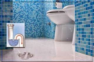Τι να κάνετε για να μην μυρίζει το σιφόνι του μπάνιου