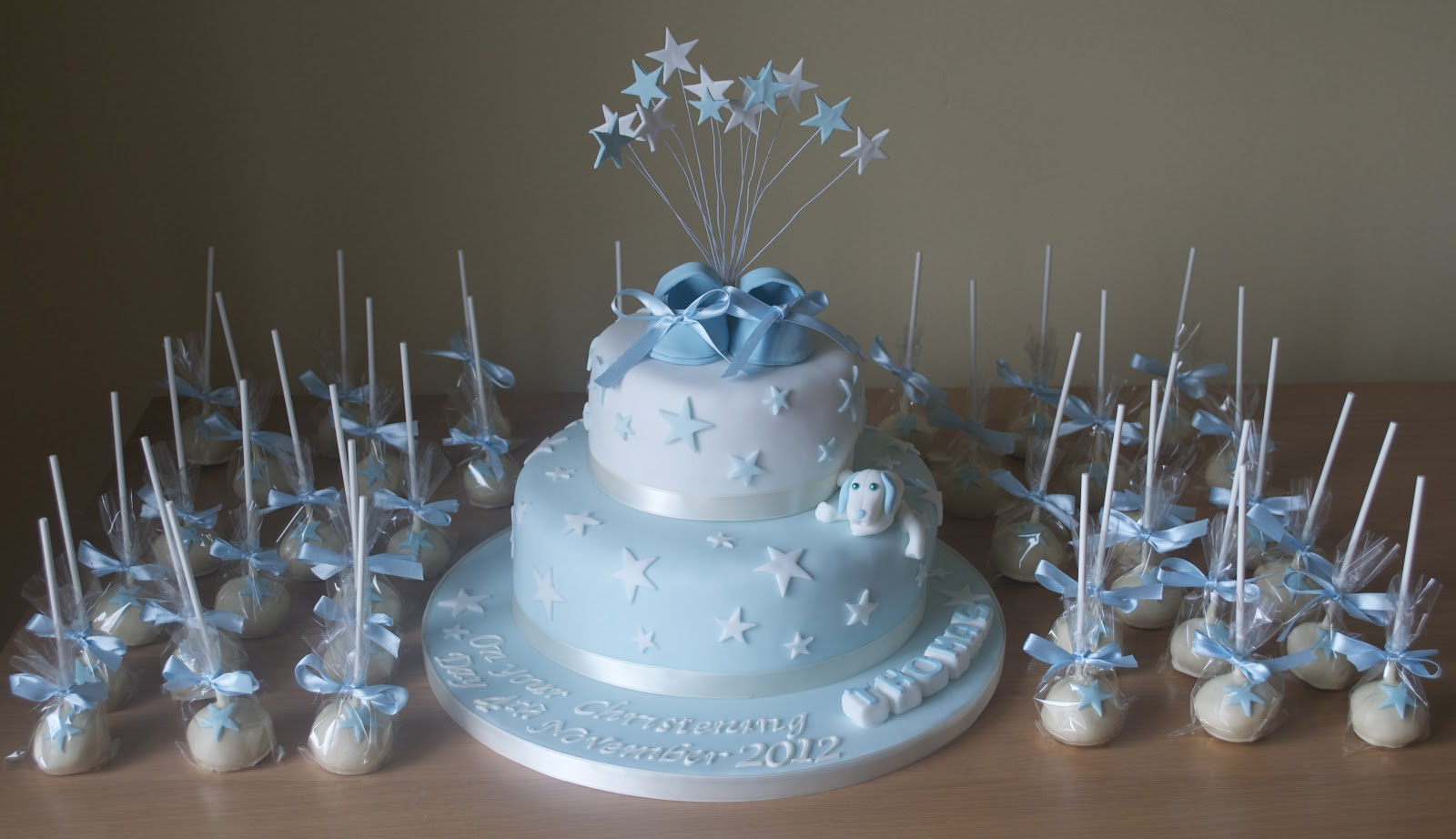 Cake Pops Ideas For Christening : Sugar Ruffles, Elegant Wedding Cakes. Barrow in Furness ...