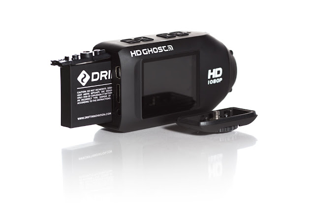 Drift HD Ghost | Drift Action Cameras [ Drift hd ghost camera, Drift hd camera review, Drift stealth hd camera, Drift ghosts spooked hd camera, Drift hd vs gopro ]
