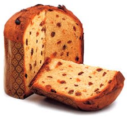 Baci in a Pinon Tree: Panettone?