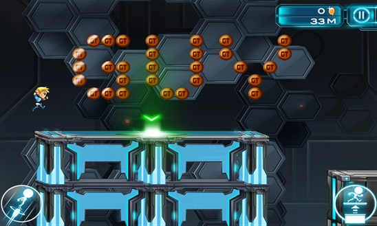 Gravity Guy 2 Screenshot 3