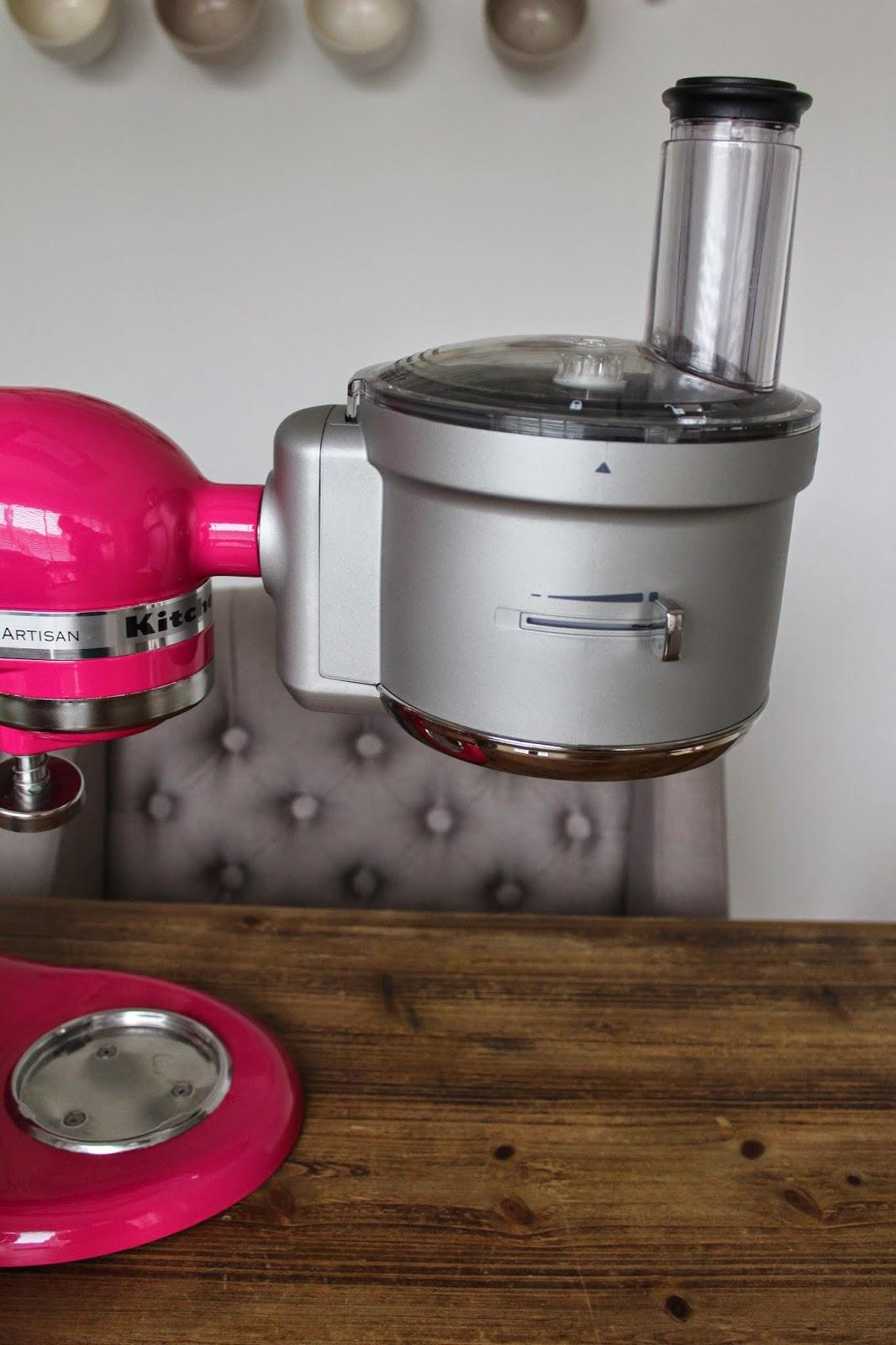 Kitchen Aid Appliances Reviews Review Kitchenaid Food Processor Attachment Fabulicious Home Life
