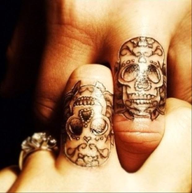 ♥  ♫ ♥ finger tattoo for girls ♥  ♫  ♥