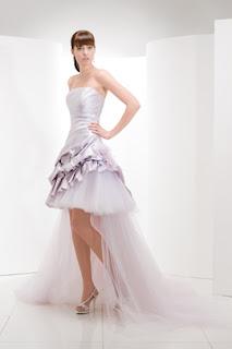 Brautkleider 2012 Farben