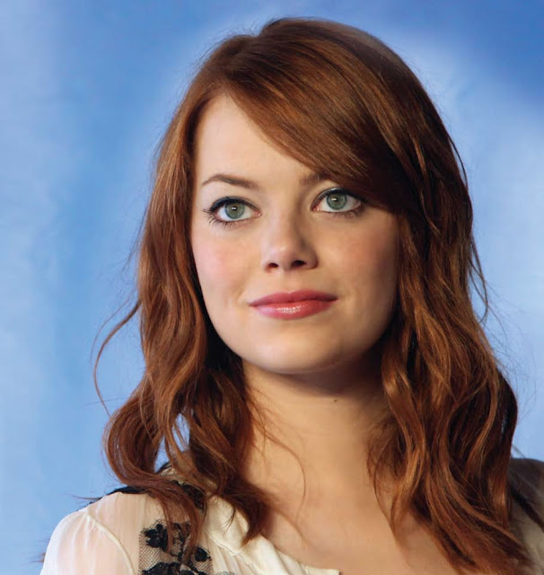 ... blonde hair displaying 19 images for emma stone strawberry blonde hair