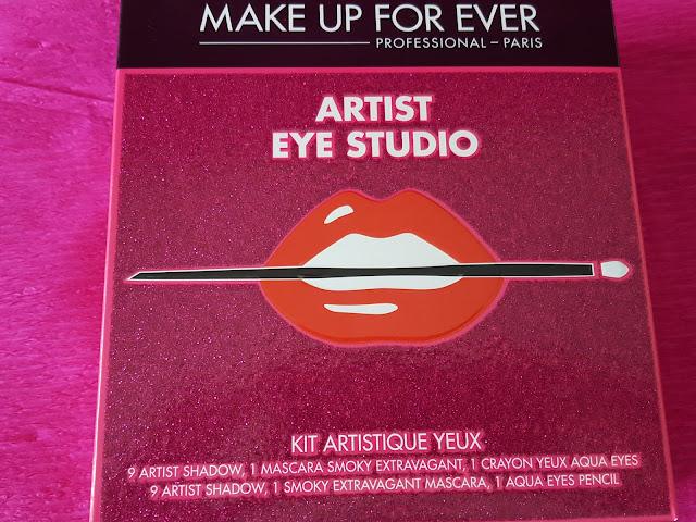 Artist Eye Studio Make Up For Ever