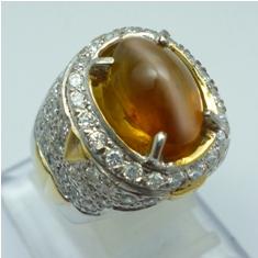 batu permata natural opal cats eye biasa disebut batu permata opal ...