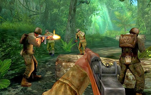 Brothers In Arms 2 Free Android Game