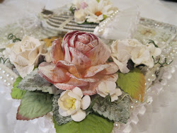 Shabby Chic Cigar Box