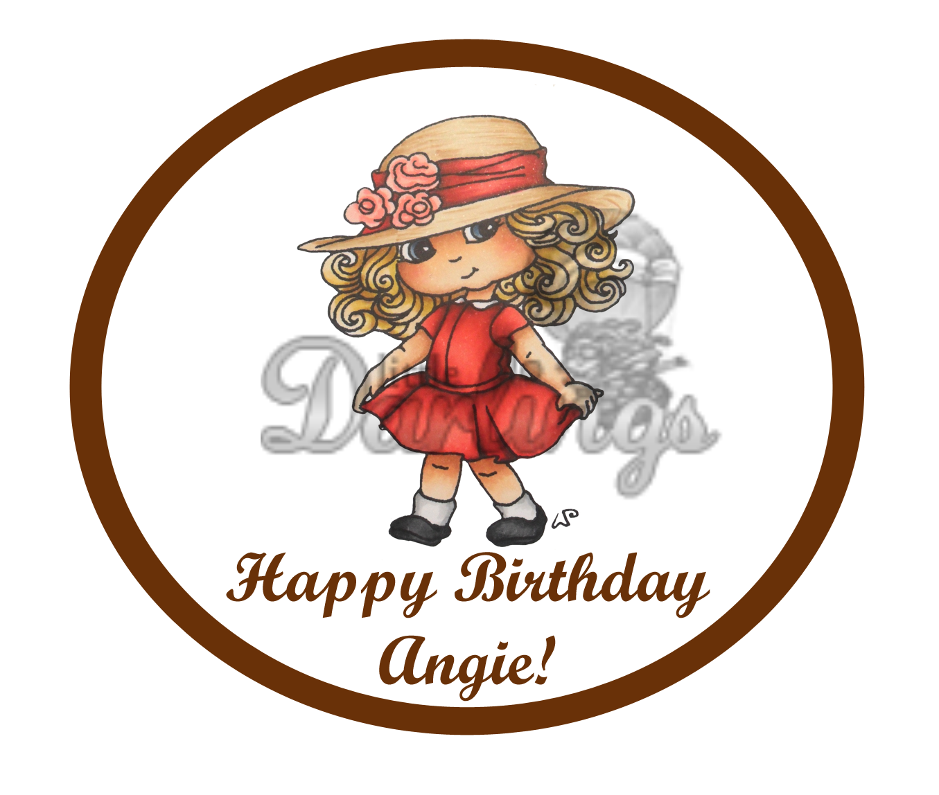 Today Is My Magnolia Licious DT Sister Angies Birthday And Mindy Another Sis Good Friend Came Up With An Awesome Idea To Pay A Special