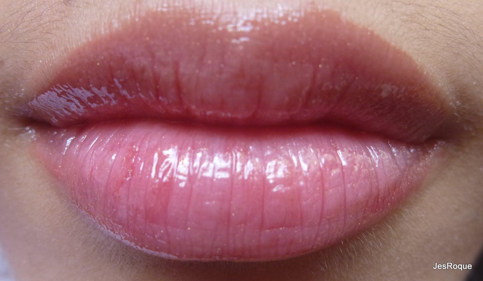 Review: ELF Luscious Liquid Lipstick