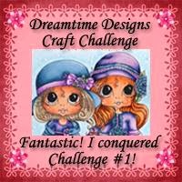 Dreamtime Designs challenge completed!