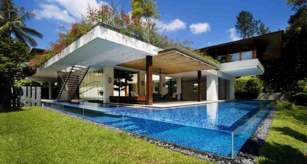 Cool Houses Tangga House SOLIFESTYLE