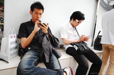 76% Smartphone di Jepang Dikuasai iPhone