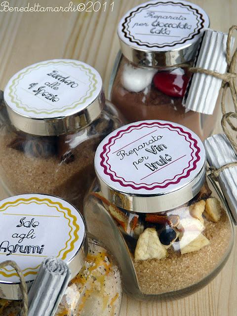 Regali dalla mia cucina 2 parte sale zucchero e cioccolata - Appunti dalla mia cucina ...