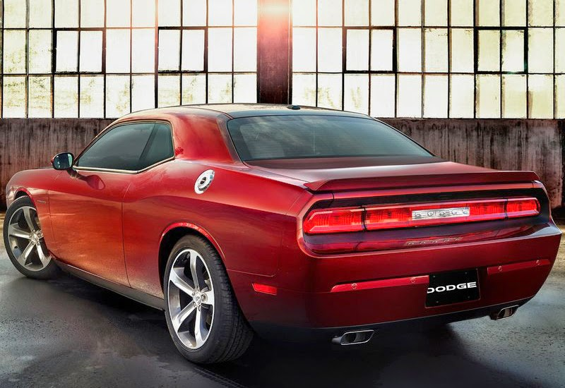 Dodge Challenger 100th Anniversary Edition, 2014, Autos, Luxury Automobiles, Automotive, Car Concept