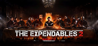 The Expendables 2 Last Supper Poster HD Wallpaper