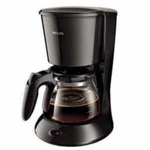 Shopclues: Buy Philips HD 7447 15 Cups Coffee Maker and Rs.38 cashback at Rs.1840