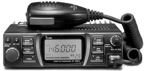 Icom IC-281A