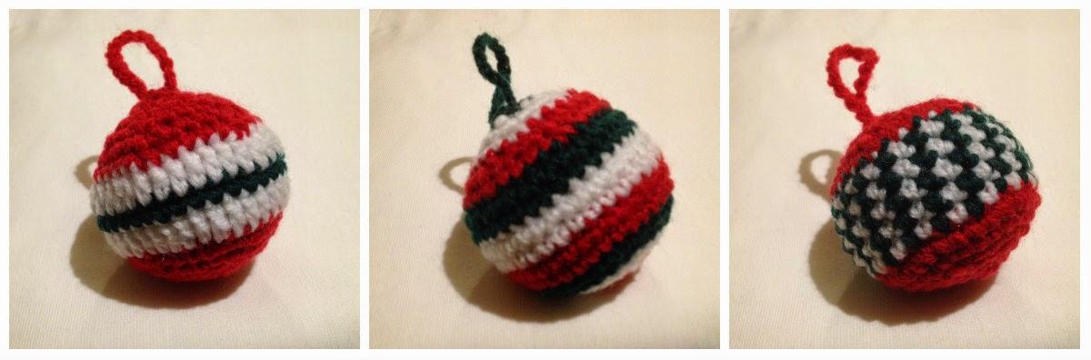 Du fil et des aiguilles boule de no l au crochet tuto gratuit et en fran ais - Sujets de noel au crochet gratuit ...